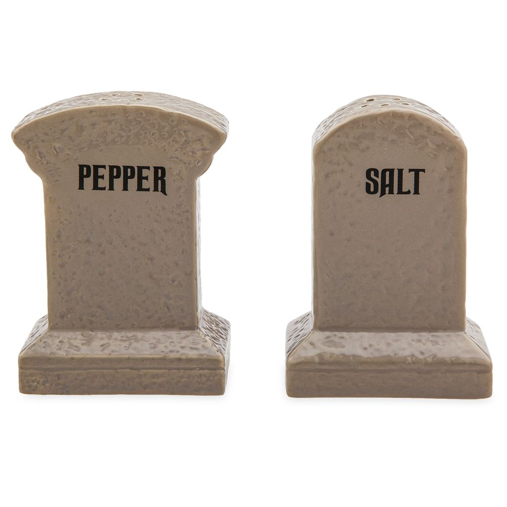 The Haunted Mansion Tombstone Salt and Pepper Set