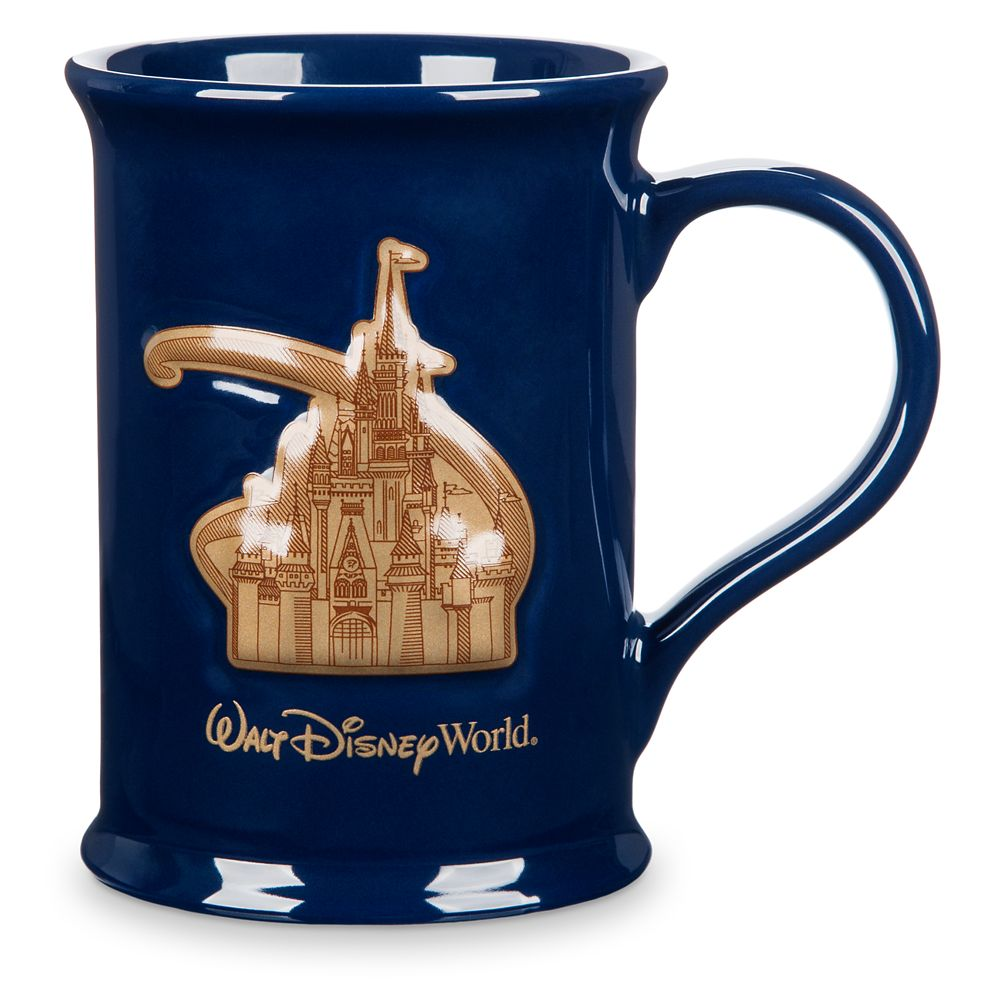 Walt Disney World Medallion Mug