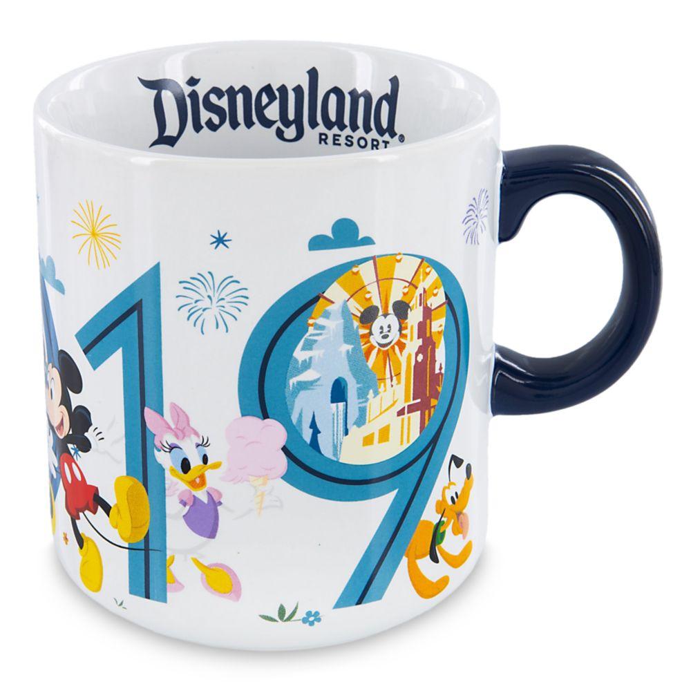 Mickey Mouse and Friends Mug – Disneyland 2019
