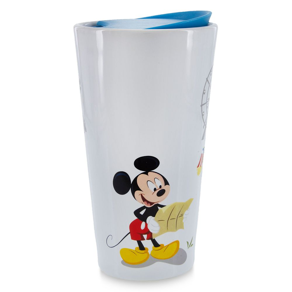 Mickey Mouse and Friends Travel Tumbler – Disneyland 2019