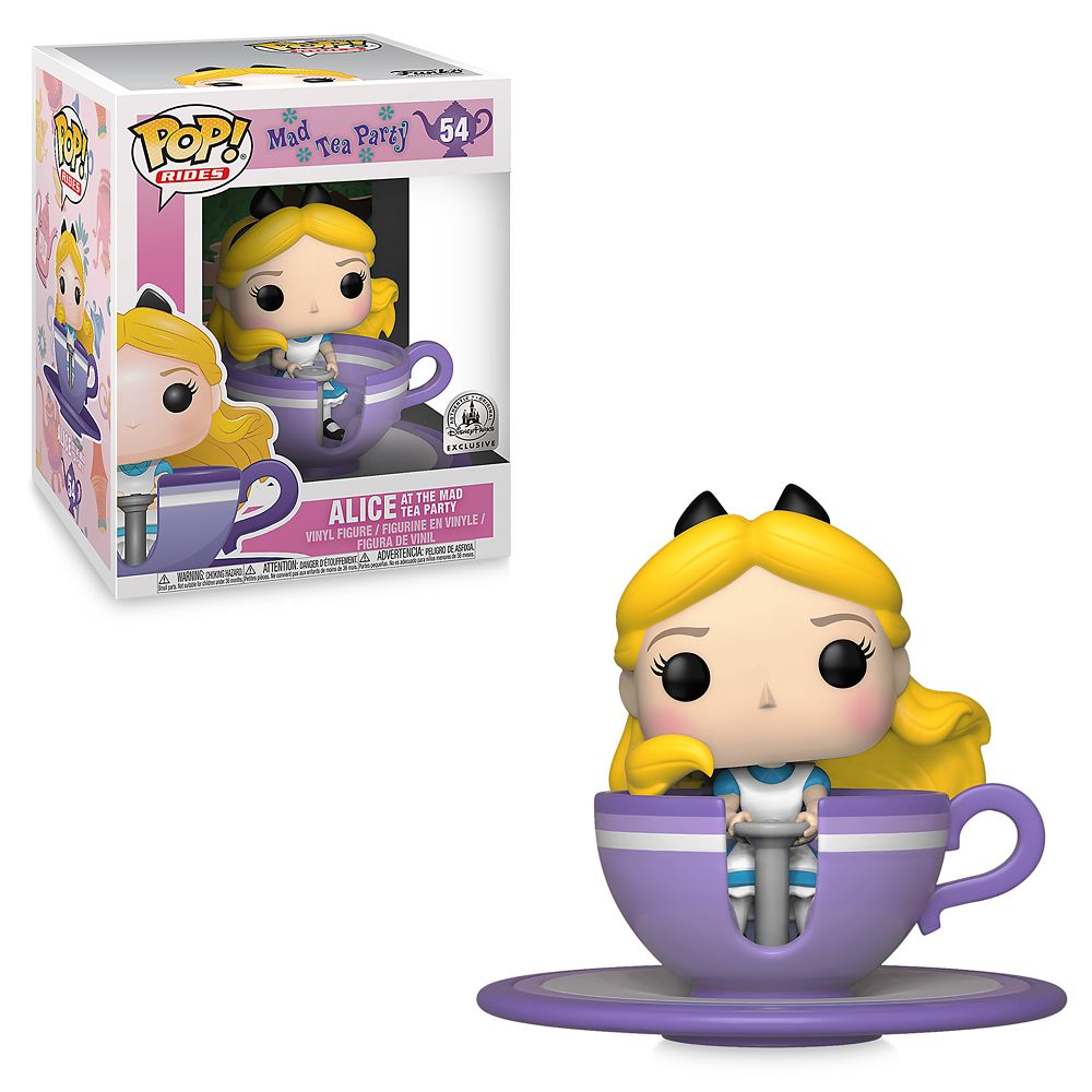 Alice at the Mad Tea Party POP! Vinyl Figure by Funko Official shopDisney