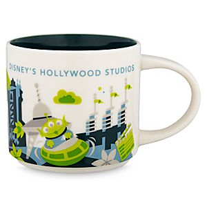 Disney's Hollywood Studios Starbucks YOU ARE HERE Mug