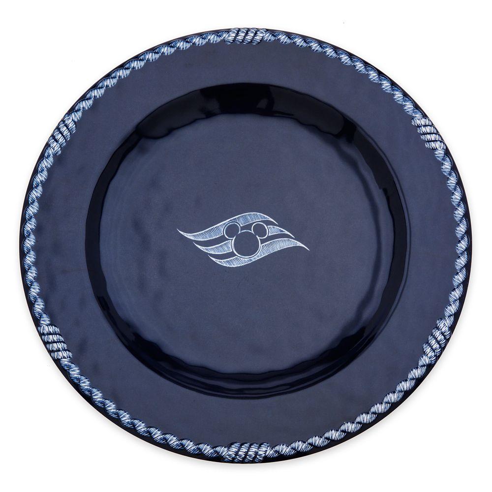 Disney Cruise Line Dinner Plate