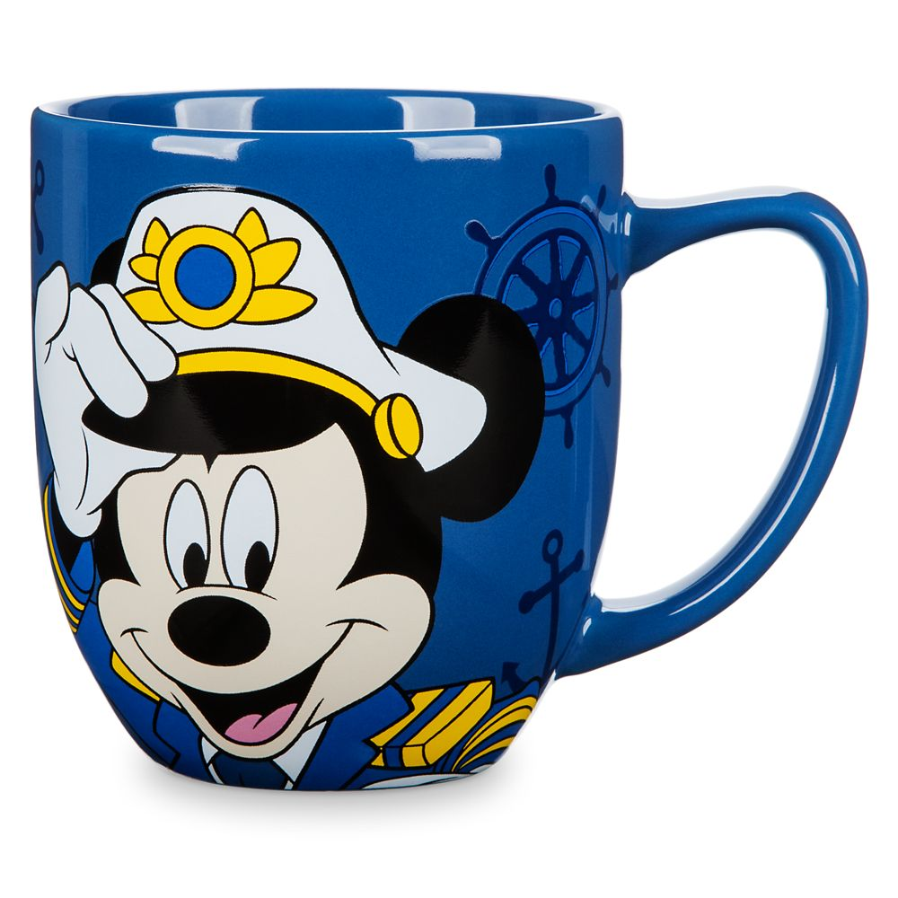 Mickey Mouse Disney Cruise Line Mug