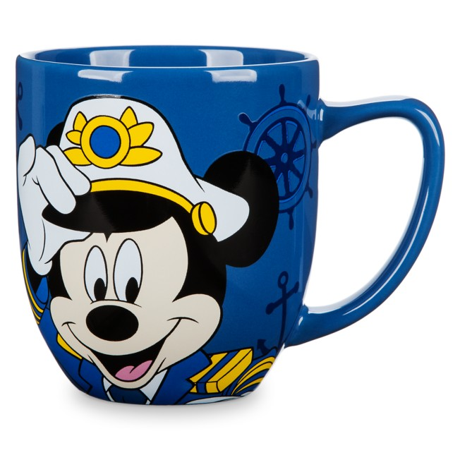 Mickey Mouse Disney Cruise Line Mug