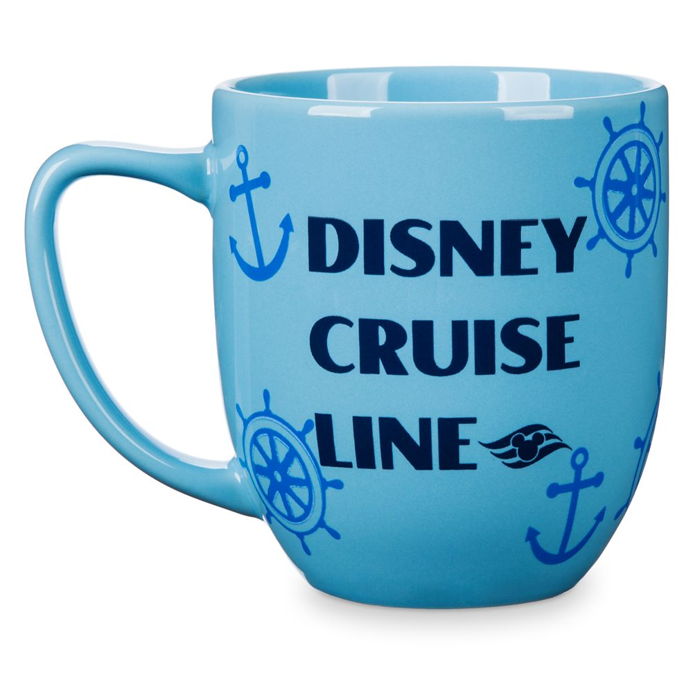 Donald Duck Disney Cruise Line Mug
