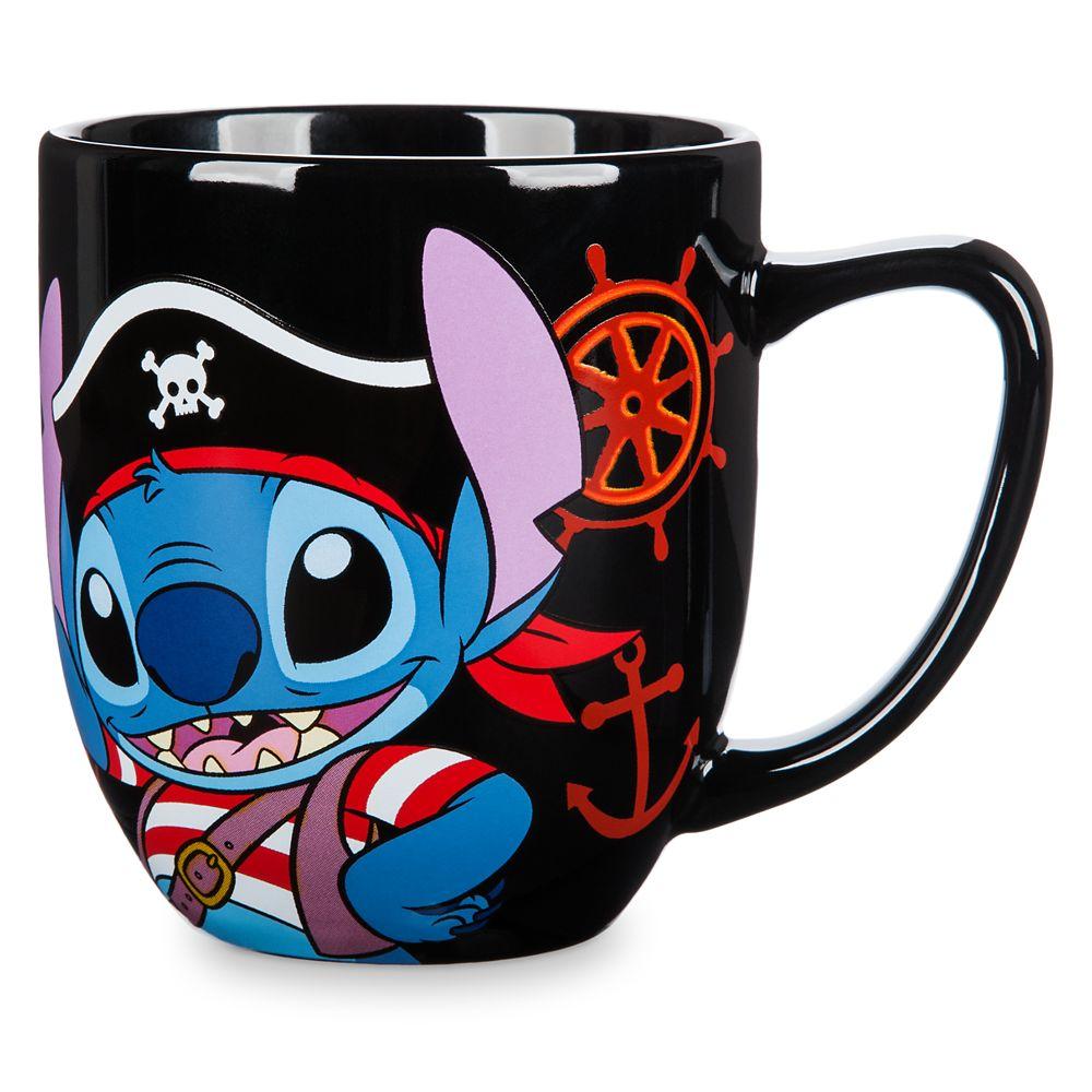 Stitch Disney Cruise Line Mug