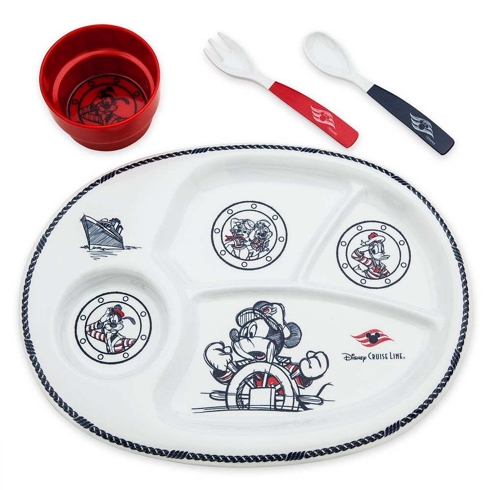Disney Cruise Line Meal Set for Kids
