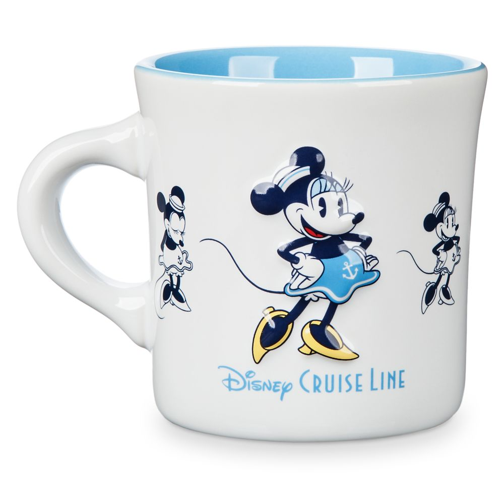 Minnie Mouse Diner Mug – Disney Cruise Line
