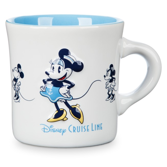 Minnie Mouse Diner Mug – Disney Cruise Line