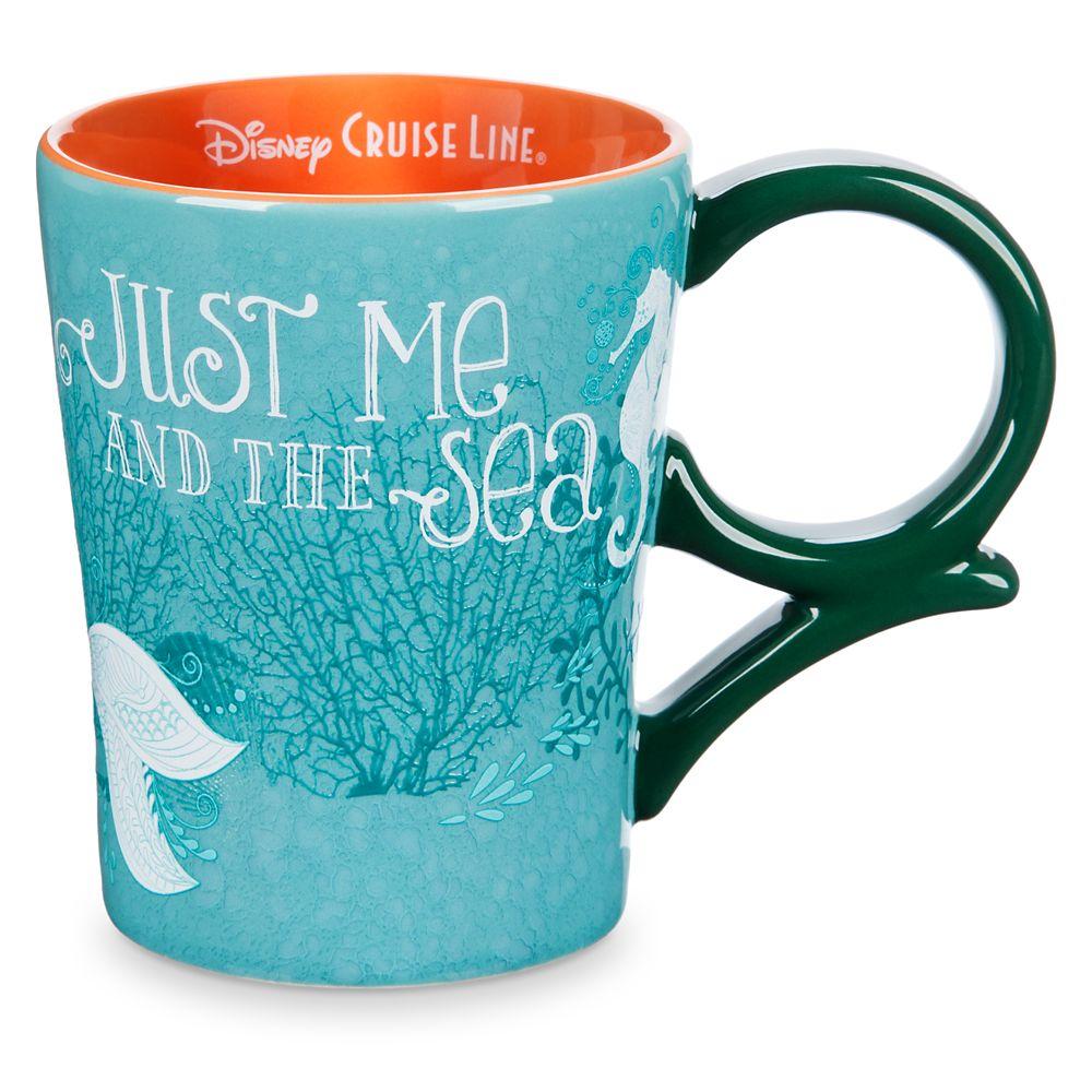 Ariel Mug – Disney Cruise Line