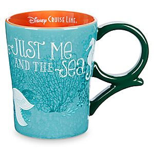 Ariel Mug - Disney Cruise Line
