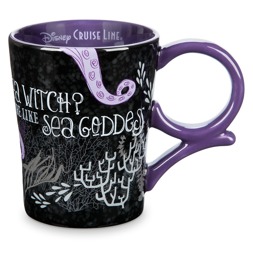 Ursula Mug – The Little Mermaid – Disney Cruise Line