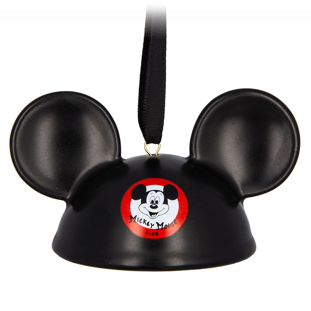 The Mickey Mouse Club Mouseketeer Ear Hat Ornament Official shopDisney