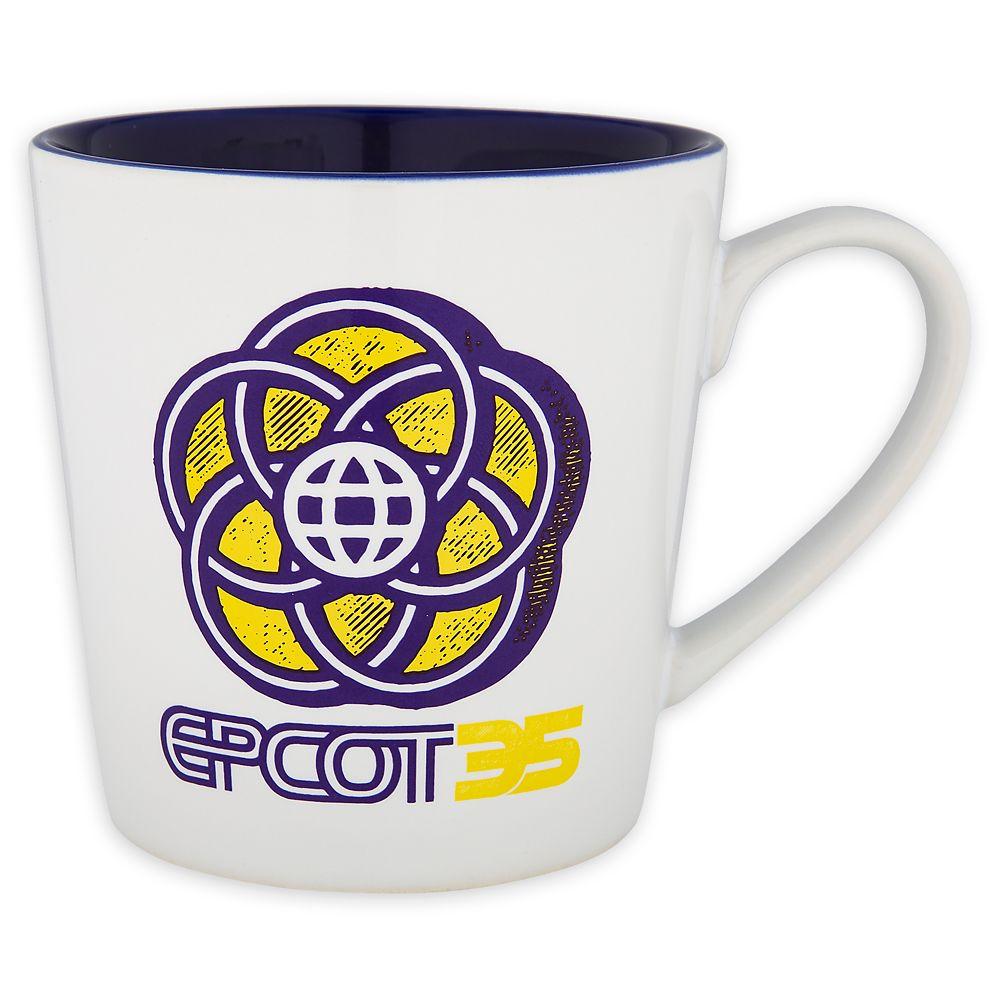 Epcot 35th Anniversary Mug by Starbucks