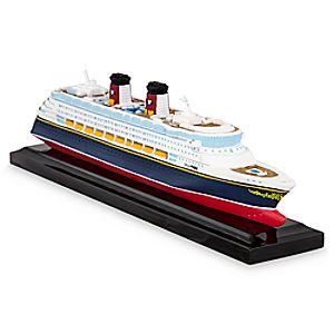 Disney Cruise Line Ship Miniature - Disney Wonder