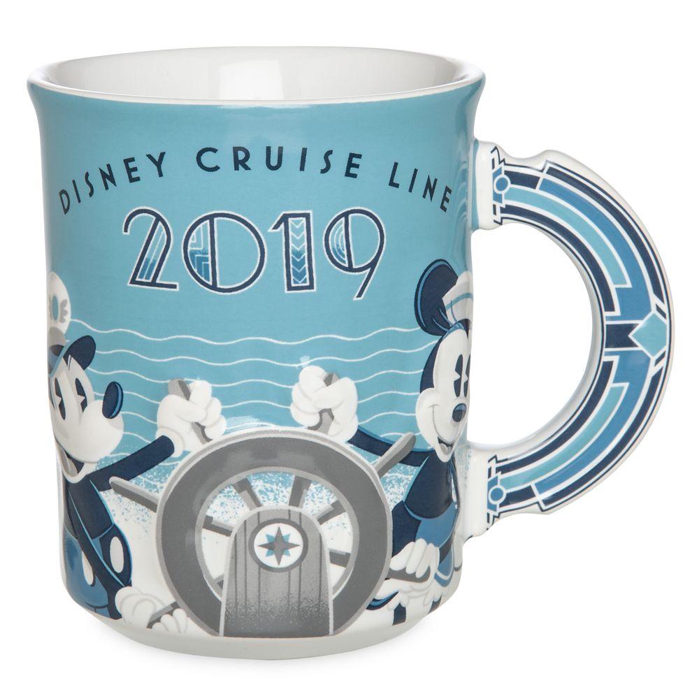Mickey Mouse Disney Cruise Line 2019 Mug