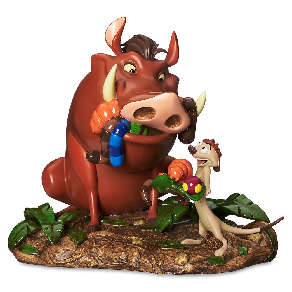 Timon and Pumbaa Figure – The Lion King