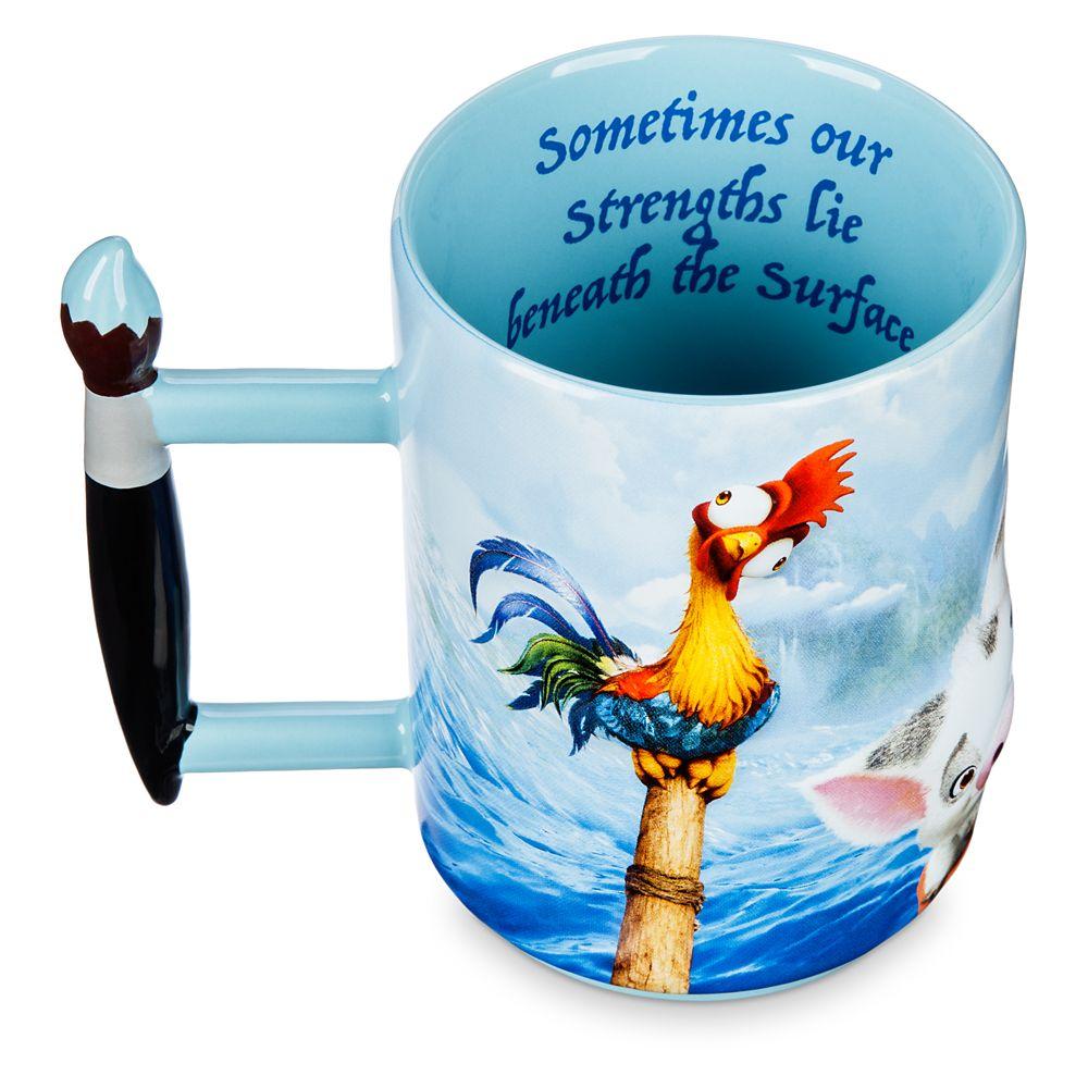 Moana Figural Mug