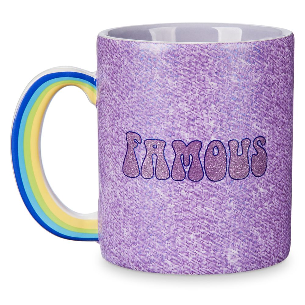 Rainbow Unicorn Figural Mug – Inside Out