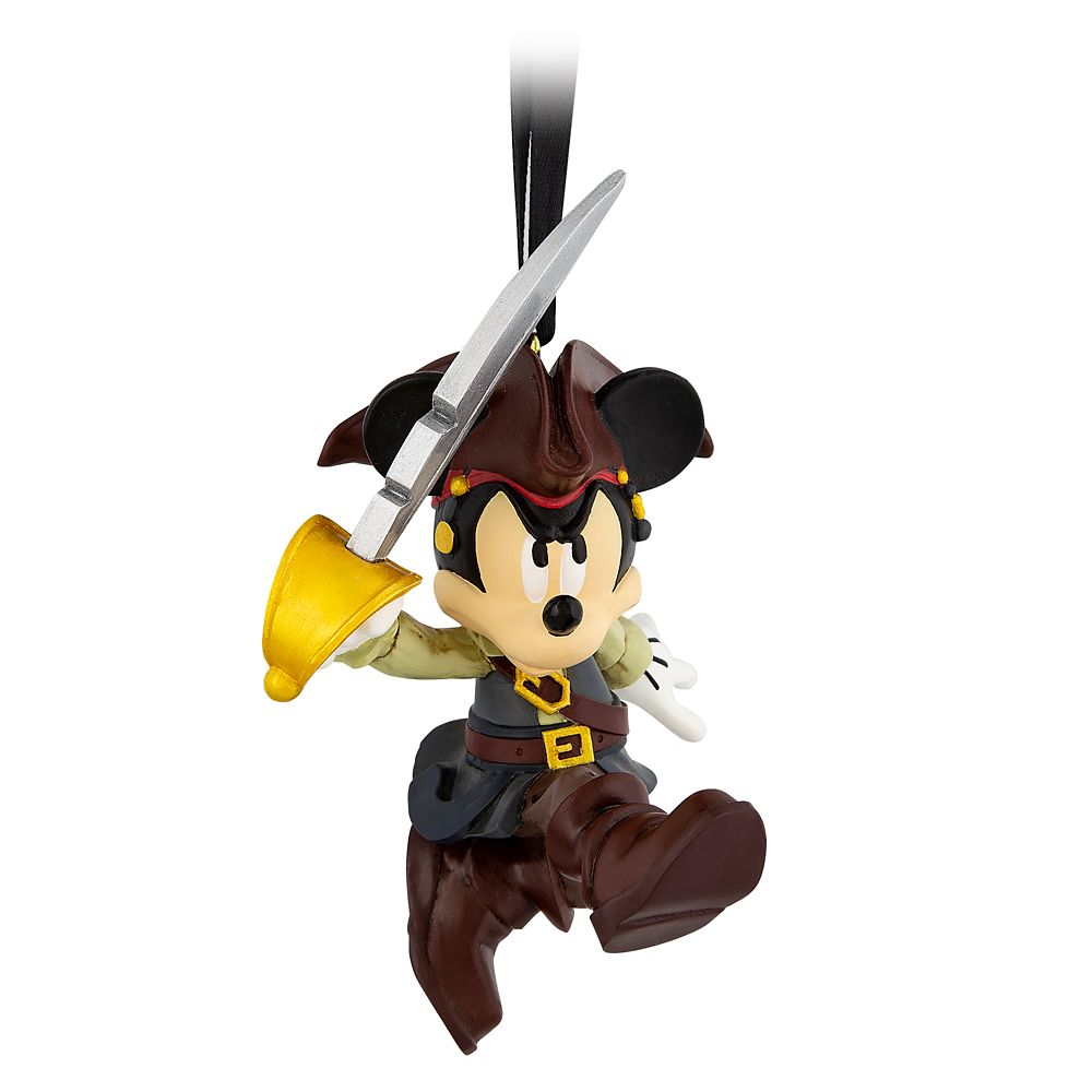 Mickey Mouse Figural Ornament – Pirates of the Caribbean