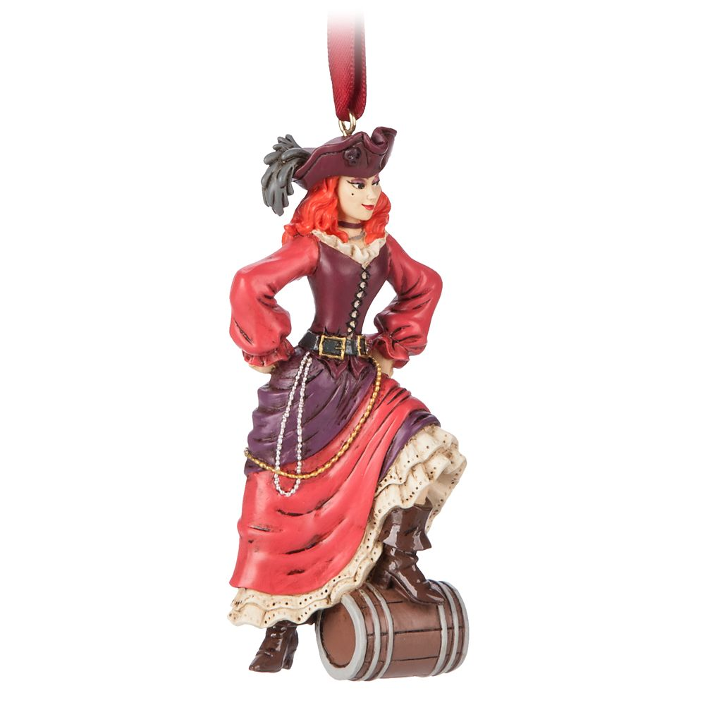 Redd Figural Ornament – Pirates of the Caribbean