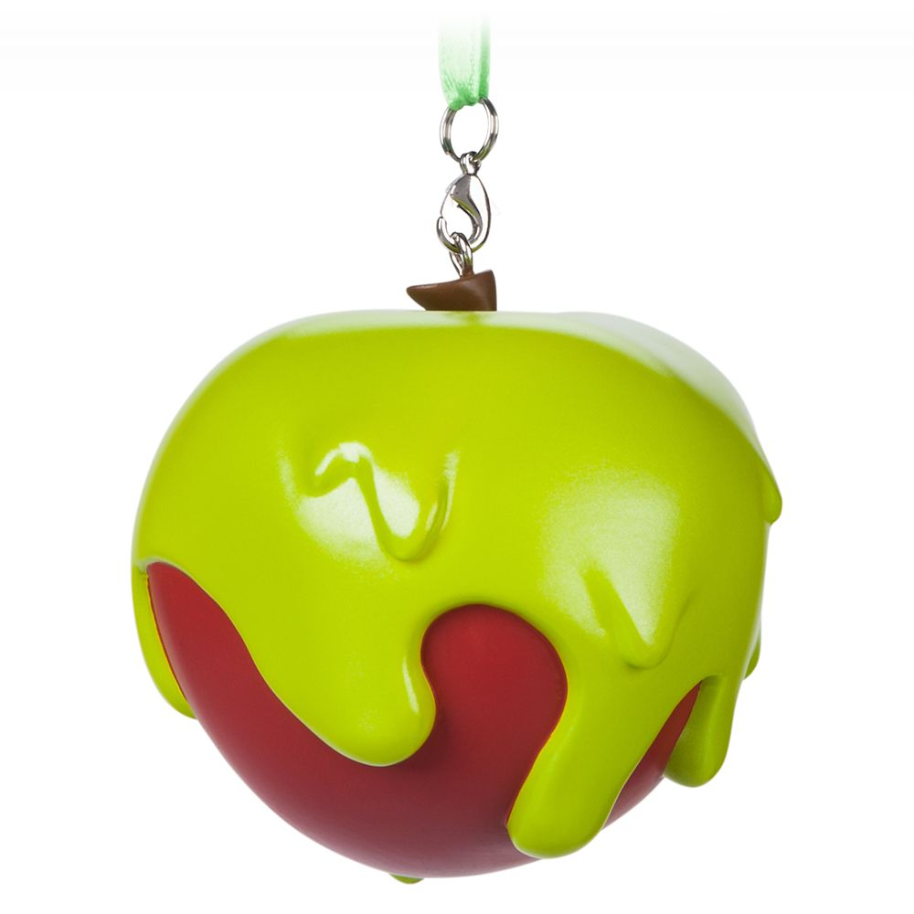 Poisoned Apple Ornament – Snow White and the Seven Dwarfs