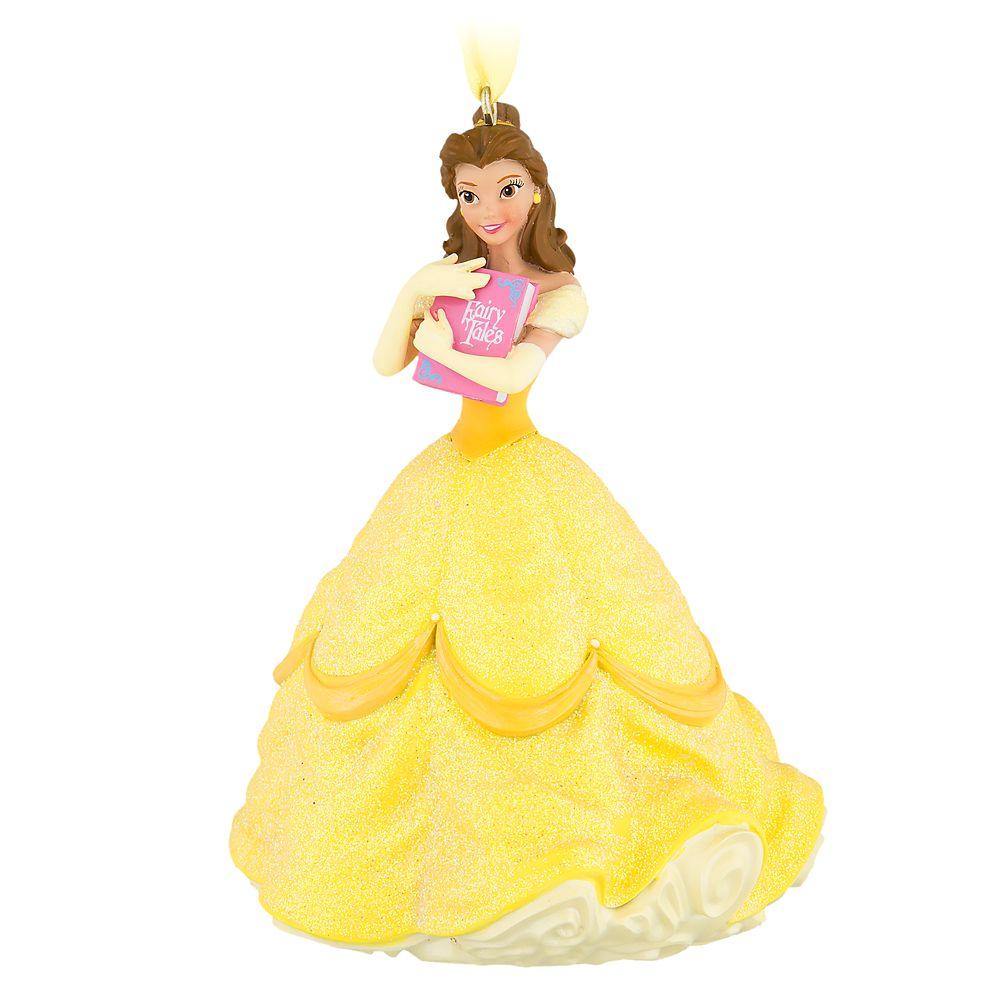 Belle Figural Ornament
