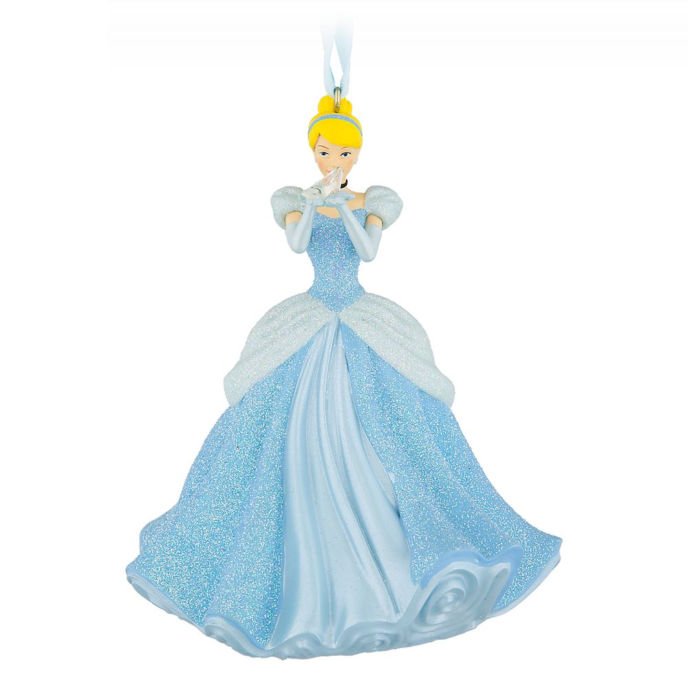 Cinderella Figural Ornament