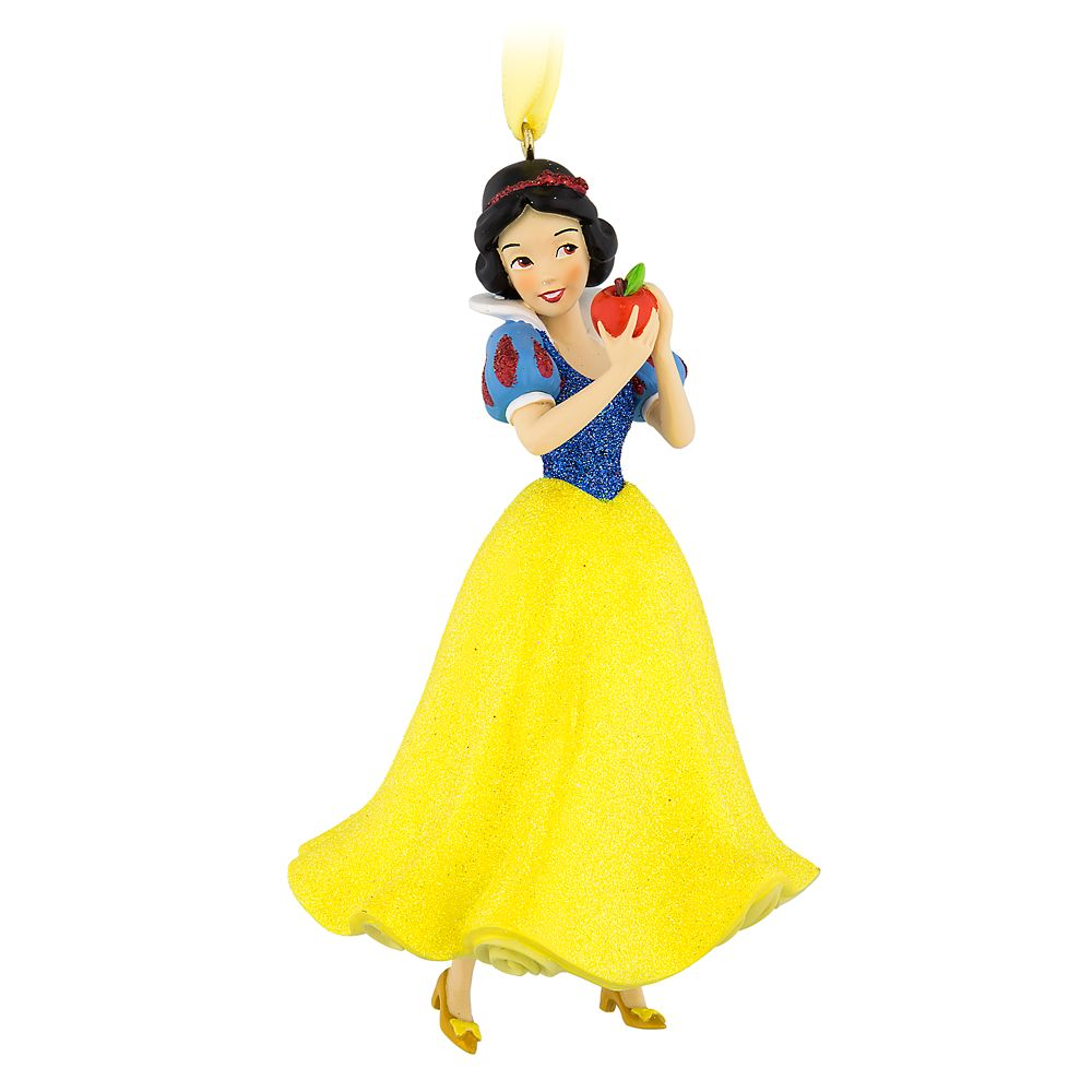 Snow White Figural Ornament