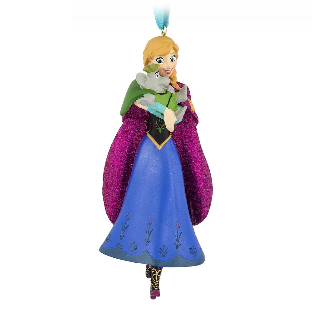 Anna Figural Ornament – Frozen