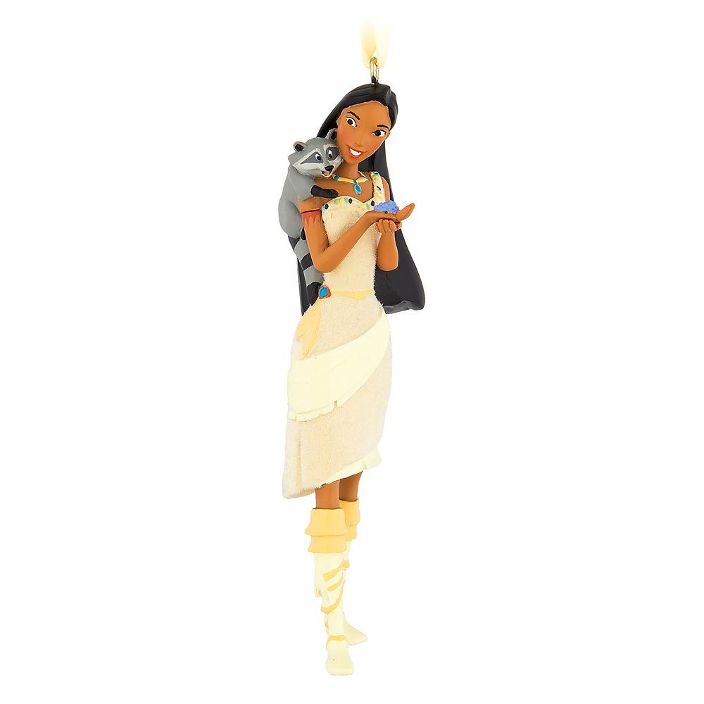 Pocahontas Figural Ornament