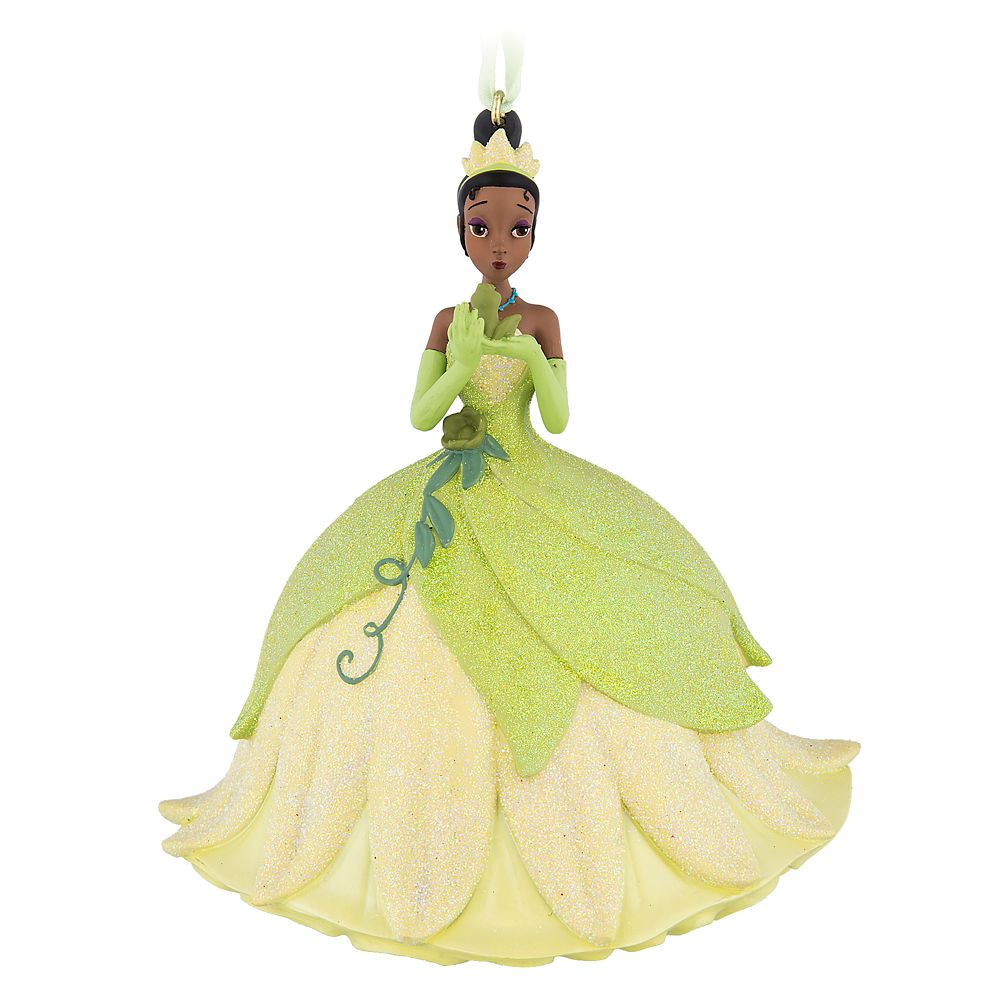 Tiana Figural Ornament The Princess And The Frog Shopdisney