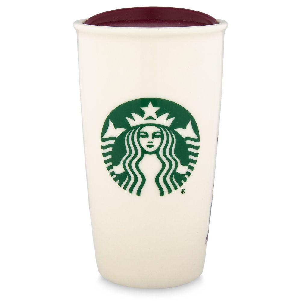 Disney's Hollywood Studios Starbucks Ceramic Travel Tumbler