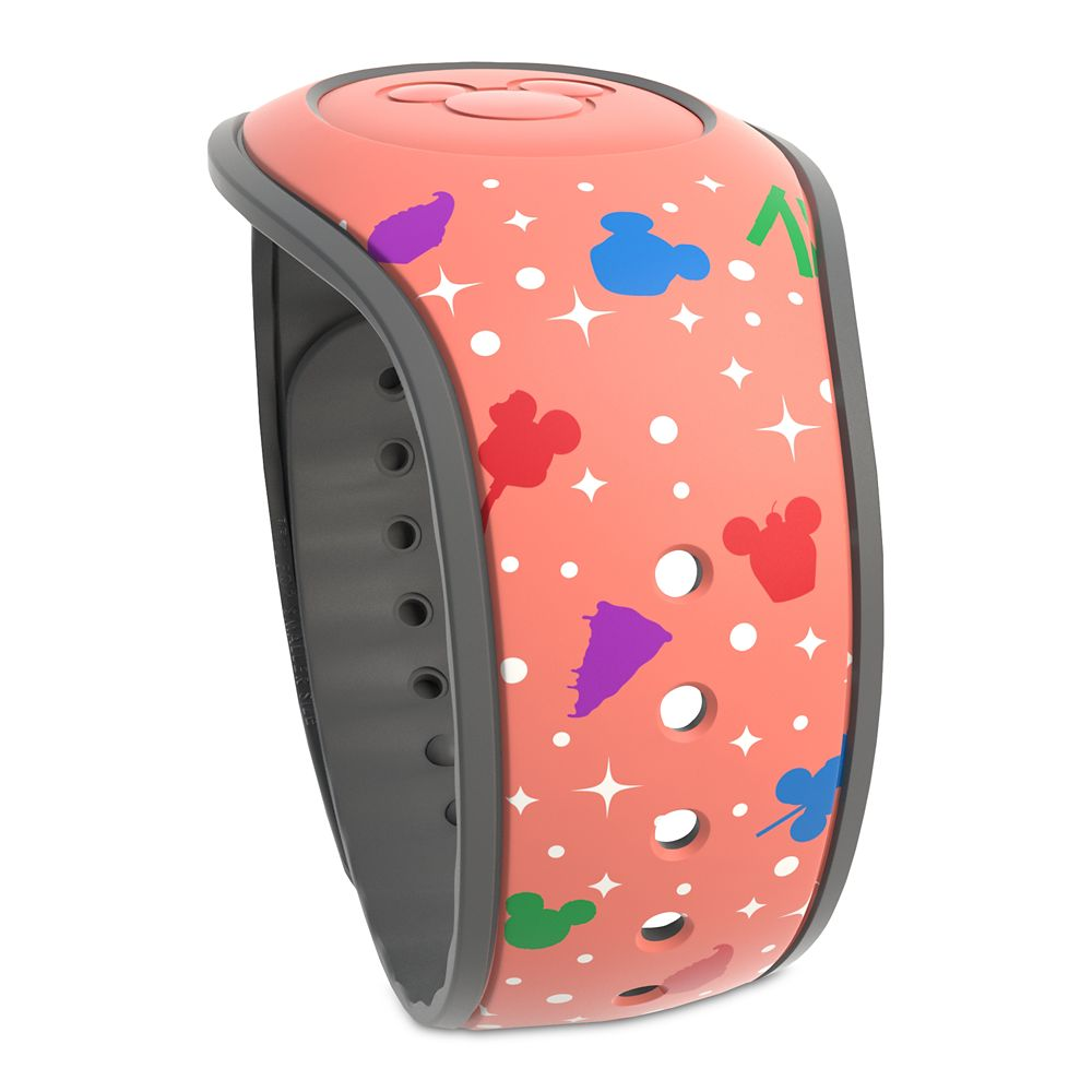 Disney Parks Citrus Swirl MagicBand 2