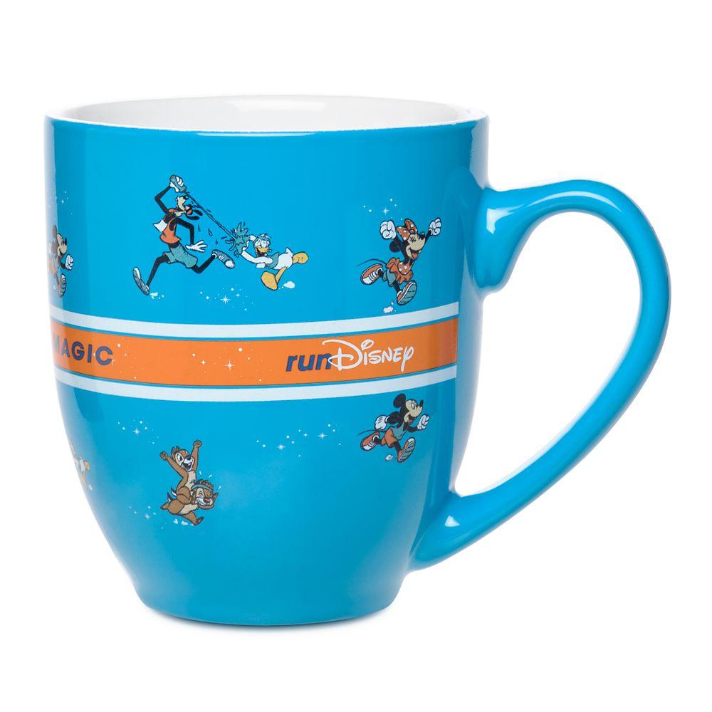 Mickey Mouse and Friends Mug – runDisney 2019
