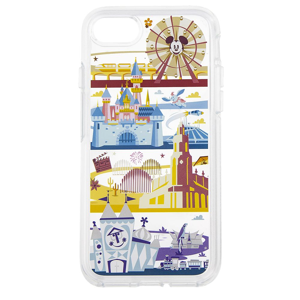 Disneyland Resort OtterBox iPhone 8 Case