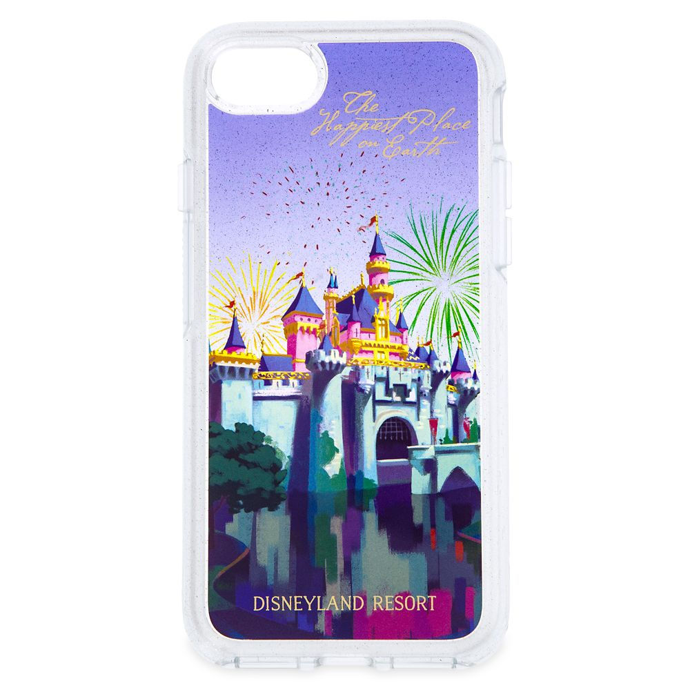 Sleeping Beauty Castle iPhone 8/7 Case by OtterBox – Disneyland