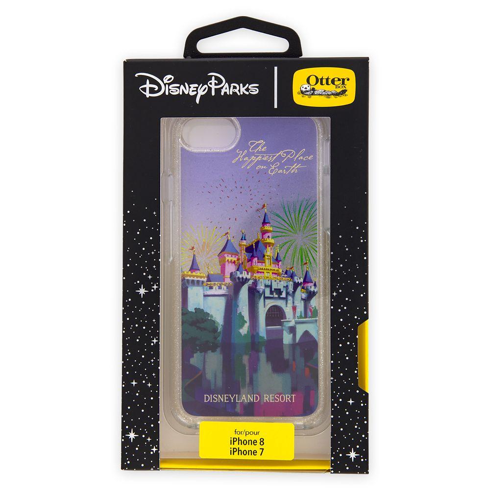 Sleeping Beauty Castle iPhone 8/7 Case by OtterBox – Disneyland