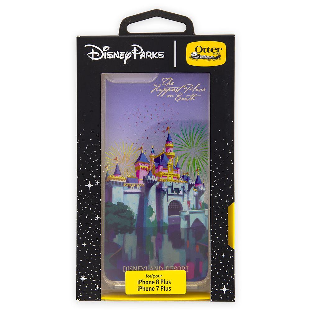 Sleeping Beauty Castle iPhone 8 Plus/7 Plus Case by OtterBox – Disneyland