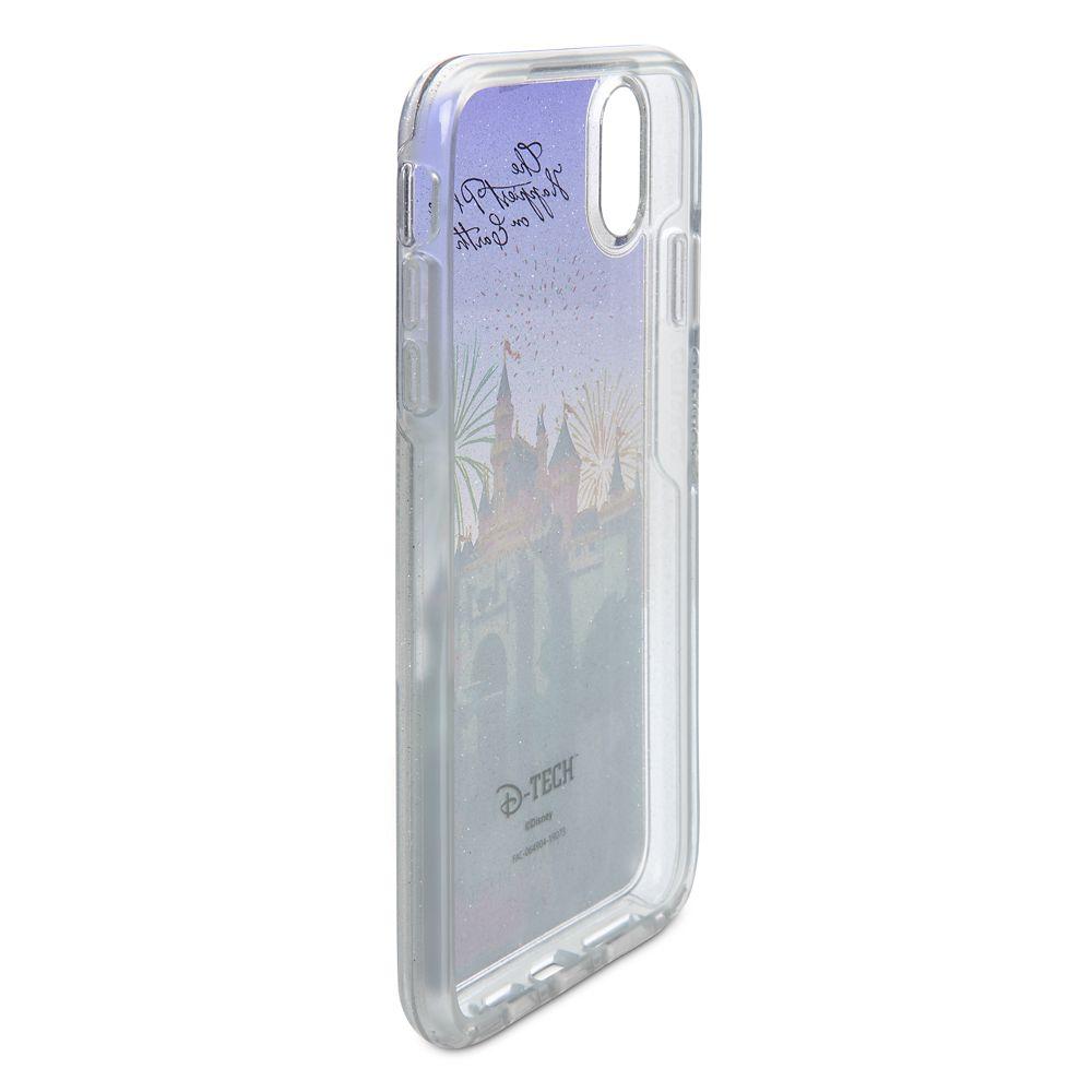 Disney sleeping beauty disney castle iphone case