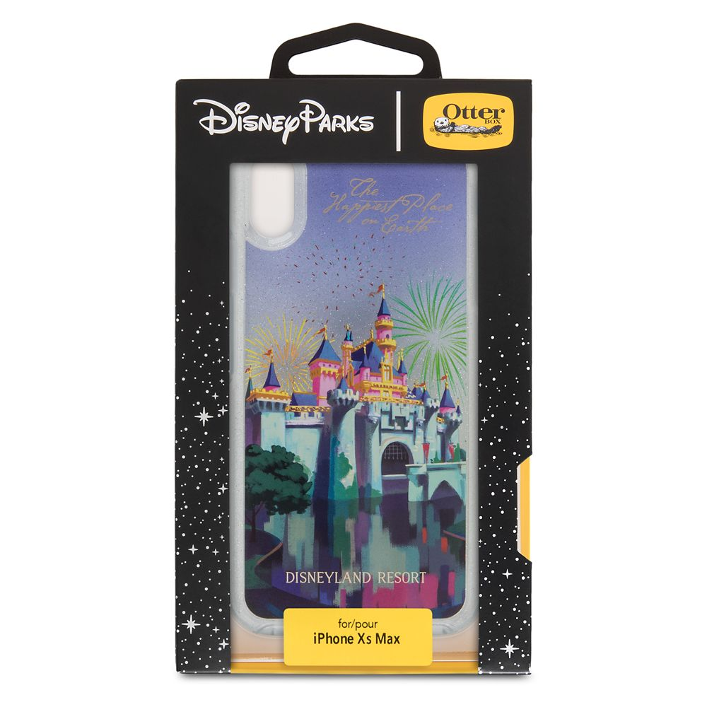 Sleeping Beauty Castle iPhone Xs Max Case by OtterBox – Disneyland