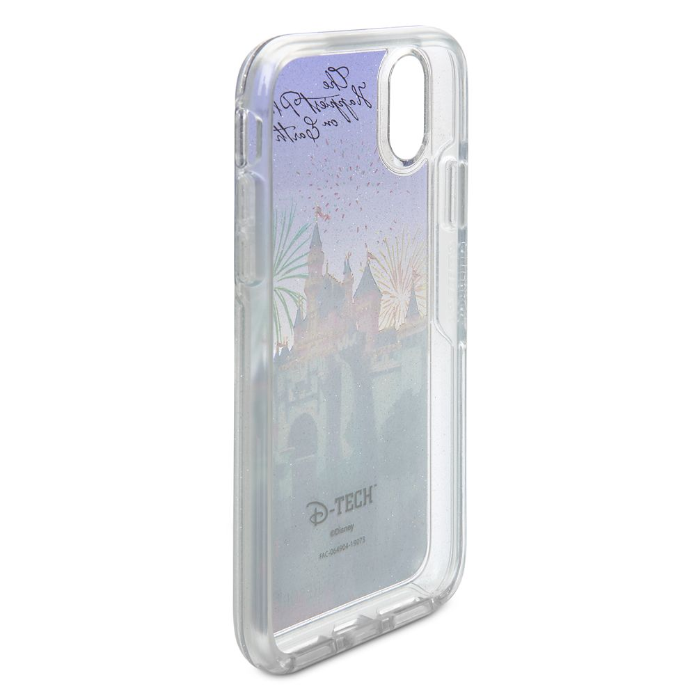 Sleeping Beauty Castle iPhone X/Xs Case by OtterBox – Disneyland