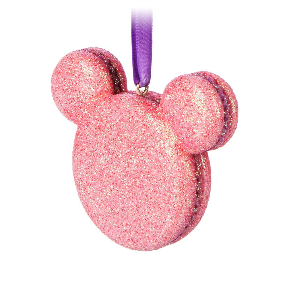 Mickey Mouse Macaron Cookie Ornament