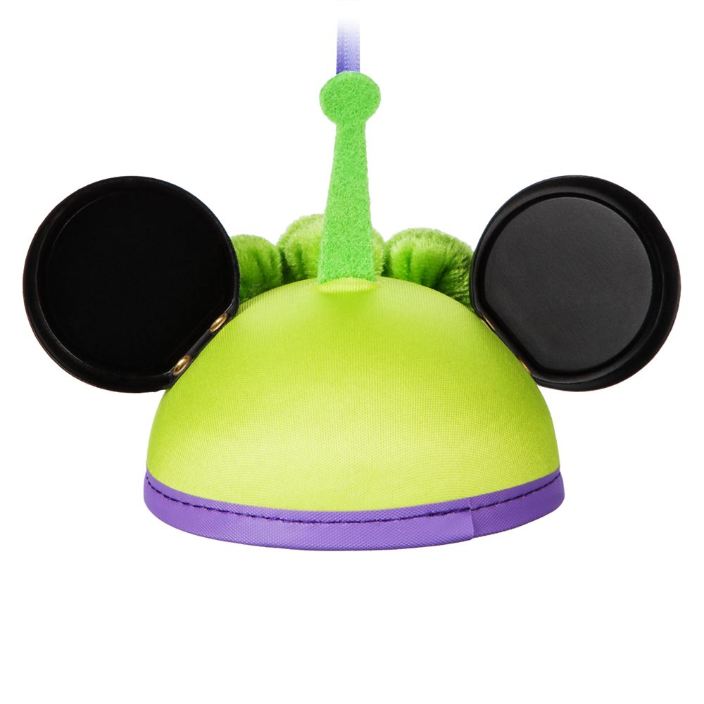 fb79aaabc Toy Story Alien Ear Hat Ornament