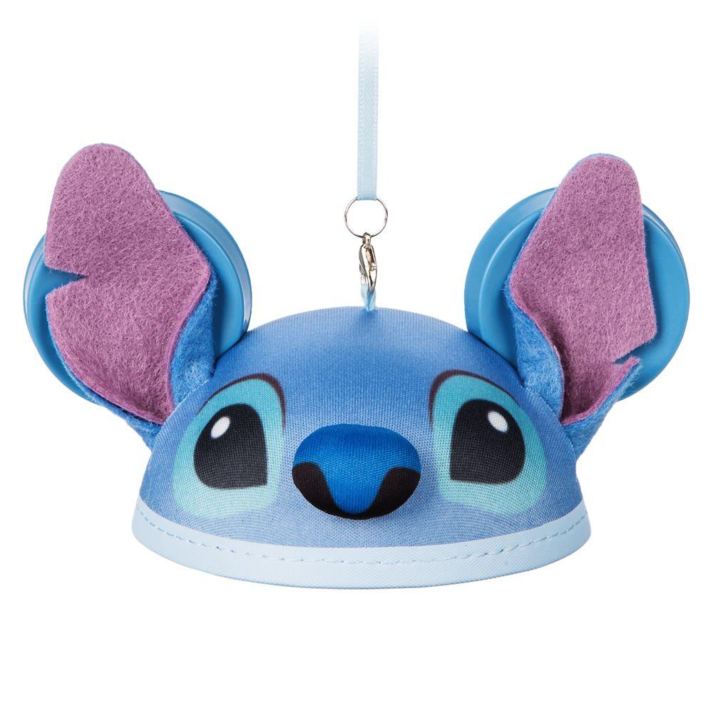 Stitch Ear Hat Ornament Official shopDisney