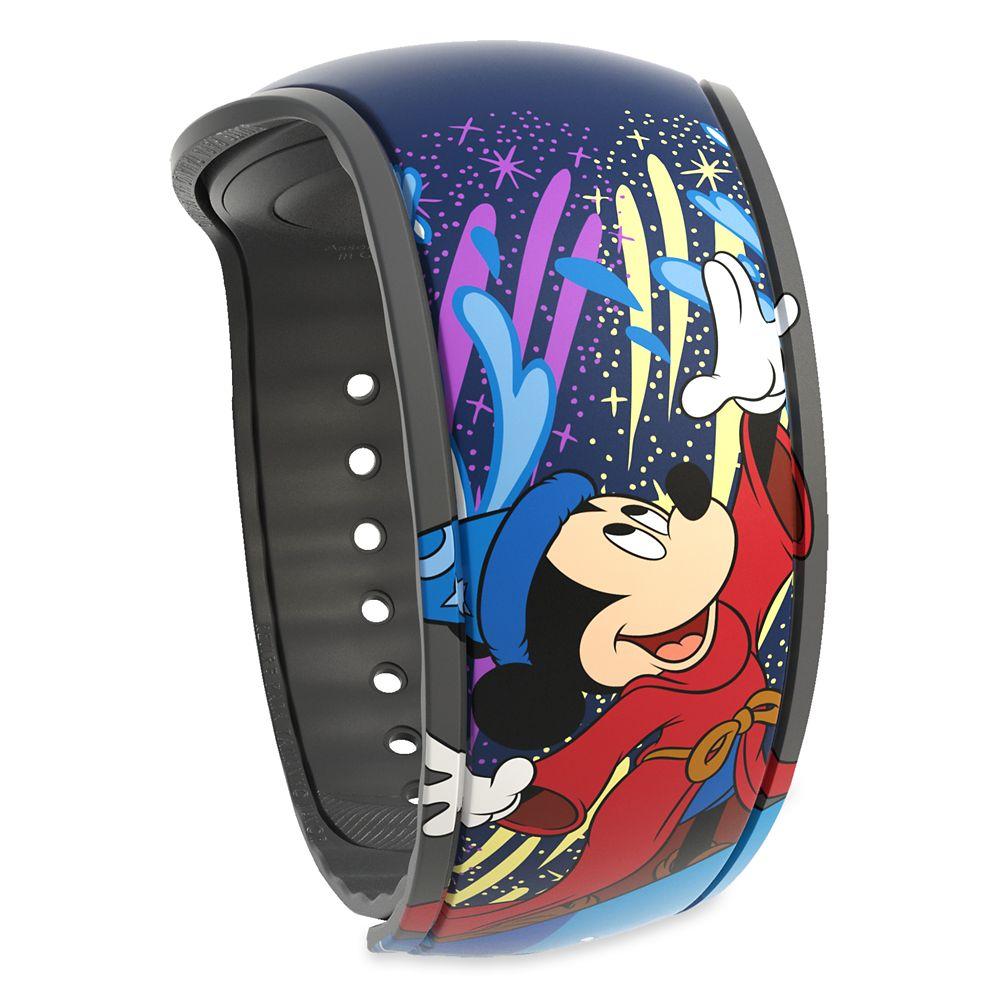 266e59e561a315 Sorcerer Mickey Mouse MagicBand 2 – Fantasia