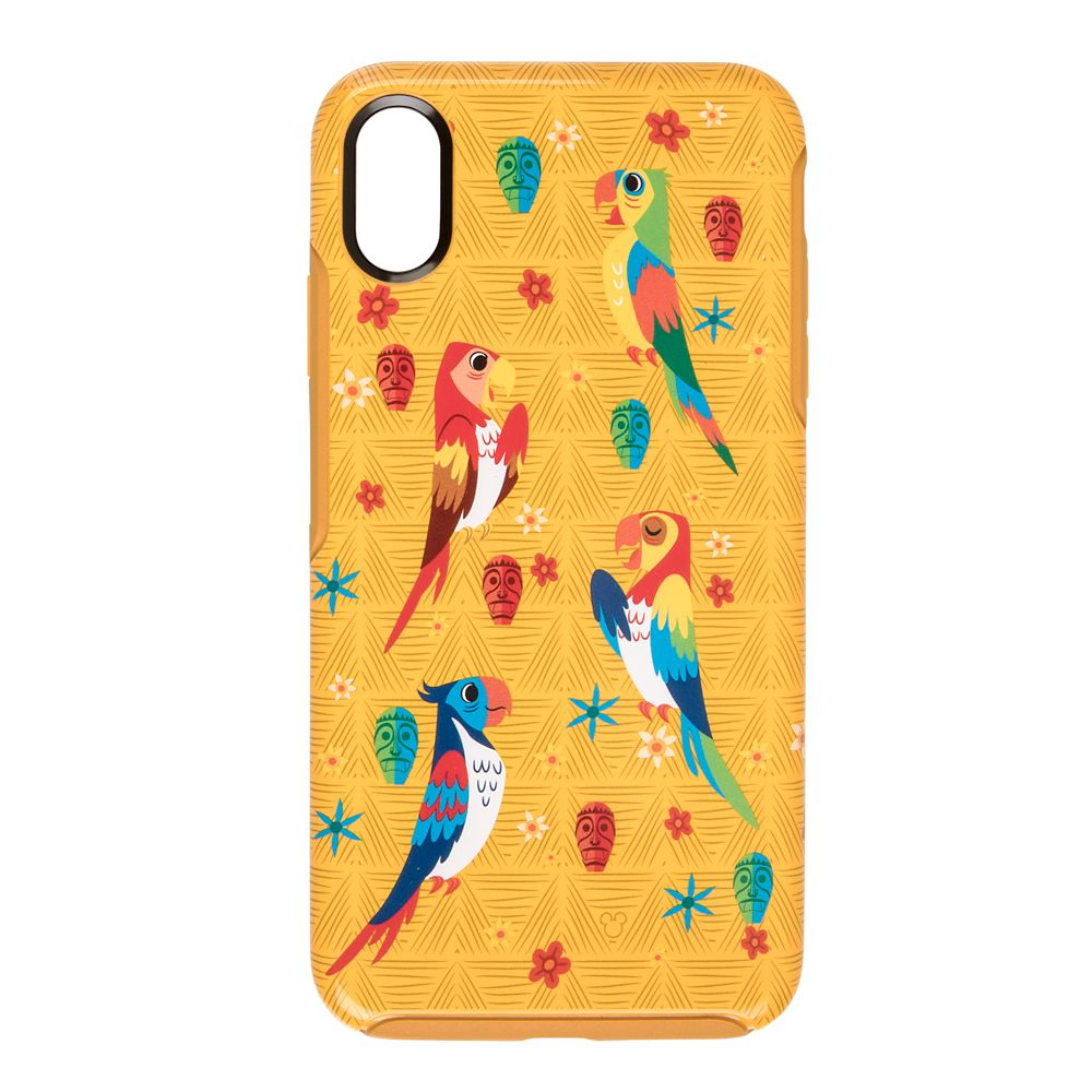 Enchanted Tiki Room iPhone Xs Max Case by OtterBox