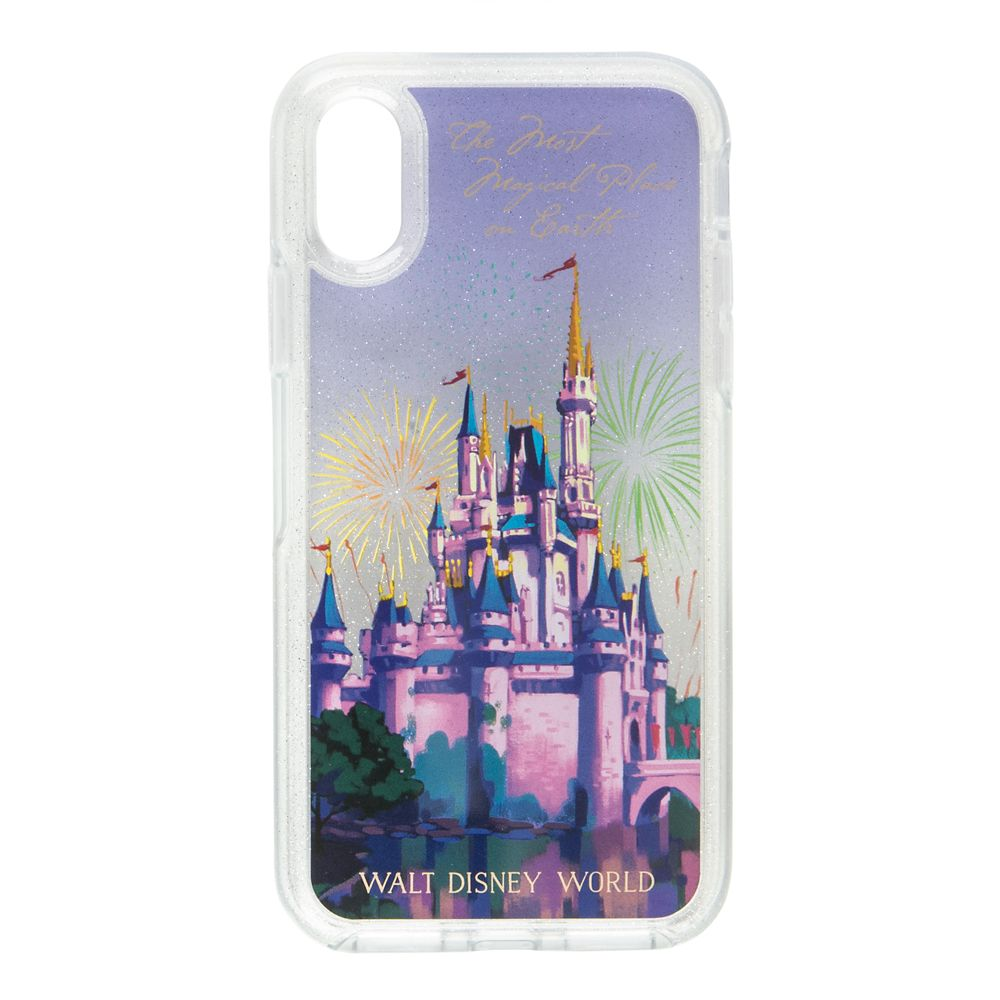 Cinderella Castle iPhone X/Xs Case by Otterbox – Walt Disney World
