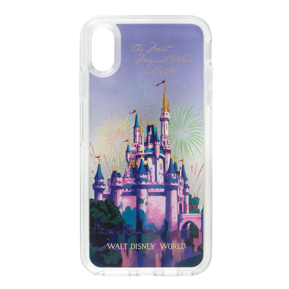 Cinderella Castle iPhone Xs Max Case by OtterBox – Walt Disney World